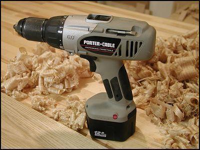 Porter cable drill 400