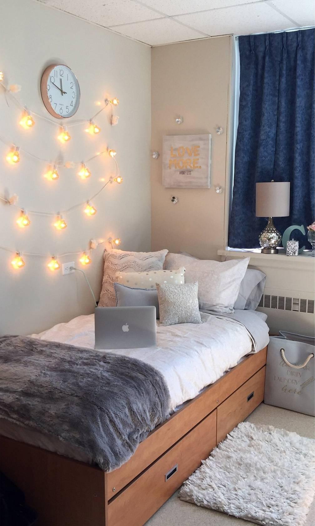 Dorm Room Decor Ideas: After
