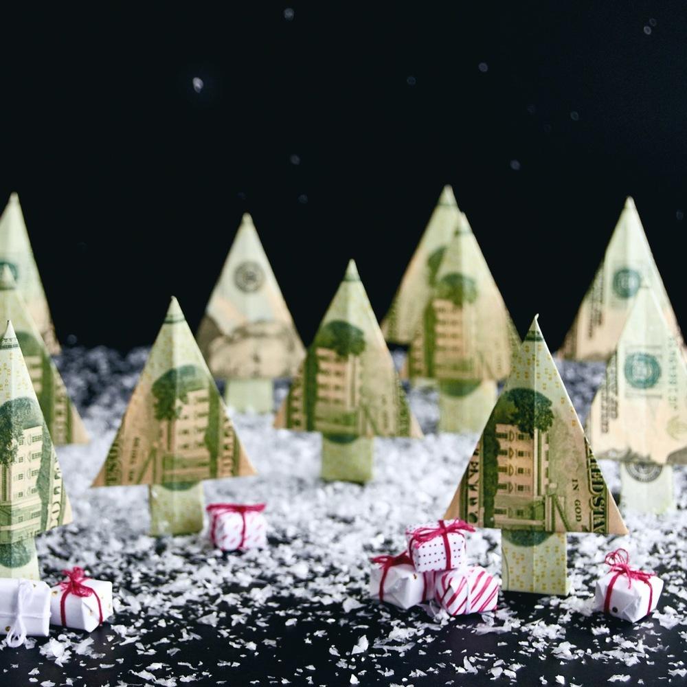 EASY Money CAT | Origami Dollar Gift Idea | Animal Tutorial DIY ... | 709x709