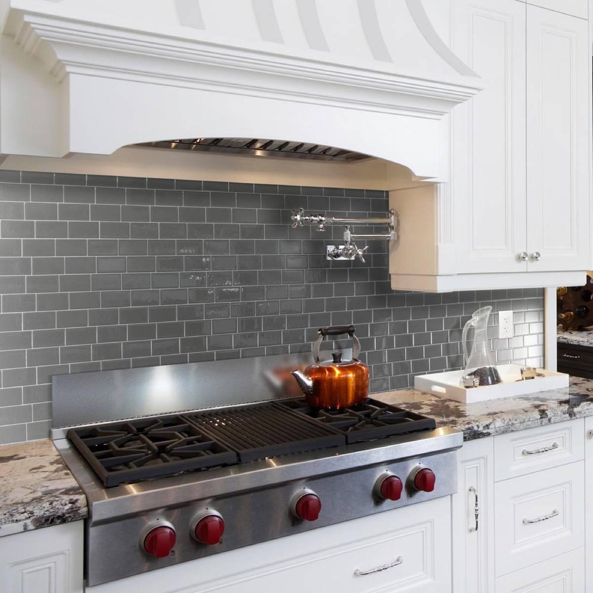 Peel-and-stick smart tiles
